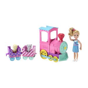 Barbie Chelsea ve Sevimli Treni FRL86
