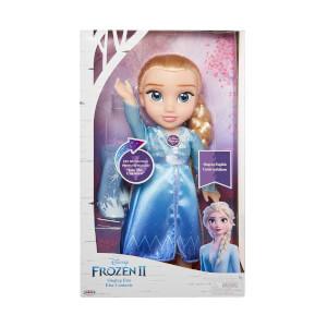 Frozen 2 Elsa Seyahatte 35 cm.