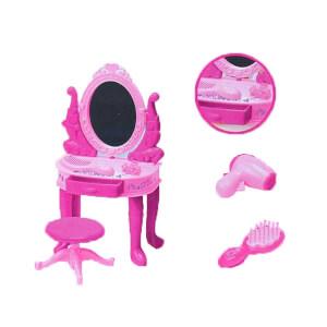 Aynalı Makyaj Masası Seti