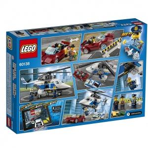 LEGO City Yüksek Hızlı Takip 60138