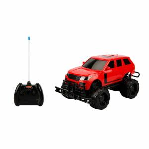 1:14 Uzaktan Kumandalı Big Foot Usb Şarjlı Jeep 34 cm.