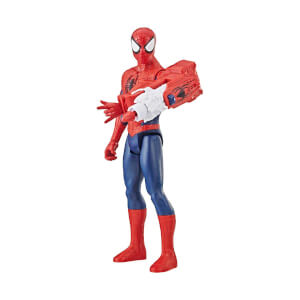 Spiderman Titan Hero Power Fx Spiderman Figür 30 cm.