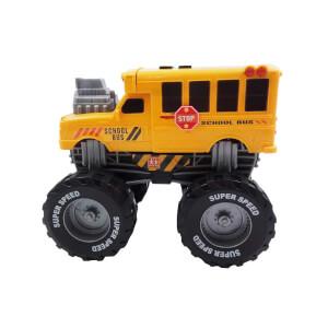 Maxx Wheels Sesli ve Işıklı Dev Teker Araç