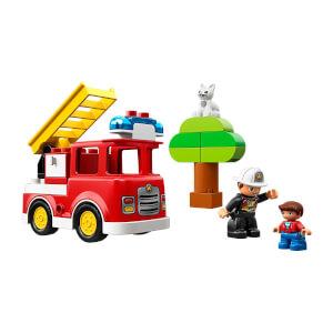 LEGO DUPLO Town İtfaiye Kamyonu 10901