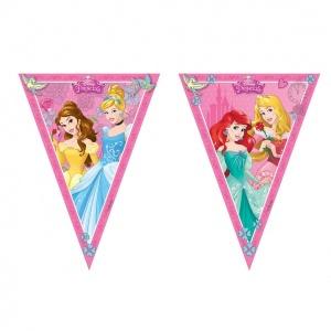 Disney Princess Üçgen Bayrak