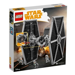 LEGO Star Wars İmparatorluk TIE Fighter 75211