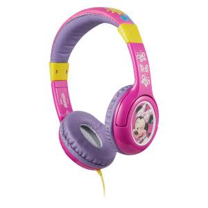 Disney Minnie Mouse Kulak Üstü Çocuk Kulaklığı DY-10901-MM