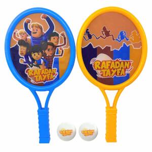 Rafadan Tayfa Tenis Raket Seti