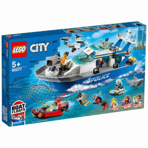 LEGO City Police Polis Devriye Botu 60277