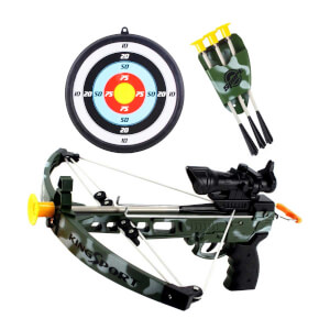 Crossbow Askeri Ok Seti