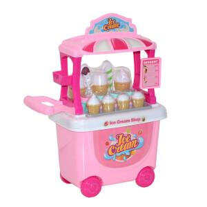 Dondurma Dükkanı Oyun Seti 28 Parça