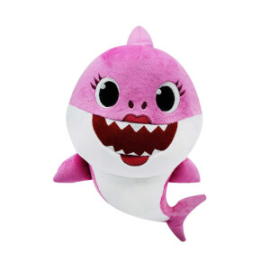 Baby Shark Sesli Peluş 25 cm. BAH01000