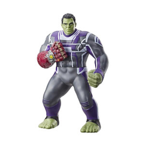 Avengers Power Punch Hulk Aksiyon Figürü E3313