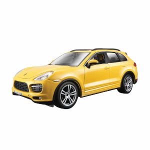 1:24 Porsche Cayenne Turbo Plus Model Araba