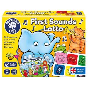 İlk Sesler Loto ve Puzzle