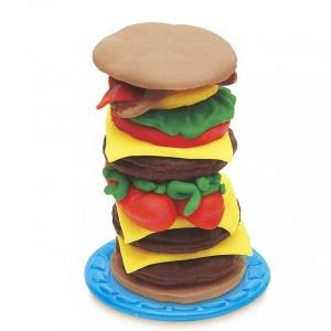 Play Doh Burger Seti B5521