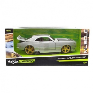 1:24 Maisto Chevrolet Camaro Z-28 1968 Model Araba