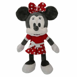 Minnie Retro Peluş 30 cm.