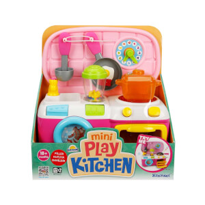 Mini Sesli ve Işıklı Mutfak Seti