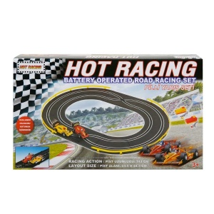 Hot Racing Yarış Seti