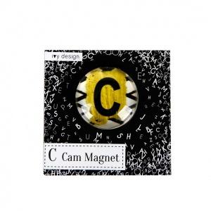 C Harfi Cam Magnet