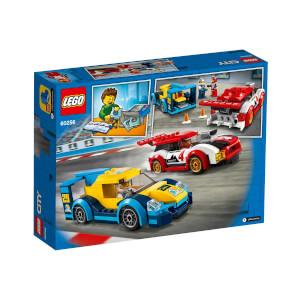 LEGO City Nitro Wheels Yarış Arabaları 60256