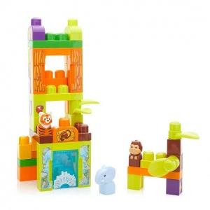 Mega Bloks Safari Hayvanat Bahçesi Oyun Seti FFG42