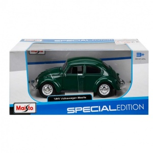 1:24 Maisto Volkswagen Beetle Model Araba