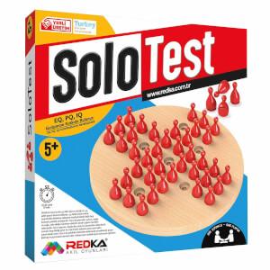 Solo Test Zeka ve Strateji Oyunu