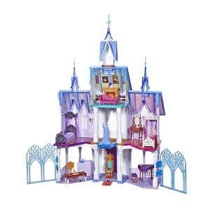 Disney Frozen 2 Işıklı Dev Arendelle Şatosu E5495