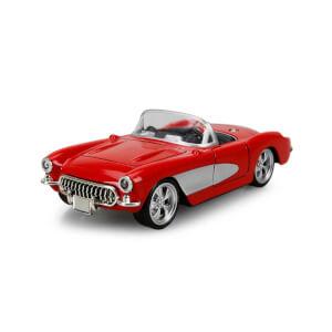 Maxx Wheels Işıklı Amerikan Cabrio Model Arabalar 12 cm.