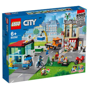 LEGO City Community Şehir Merkezi 60292
