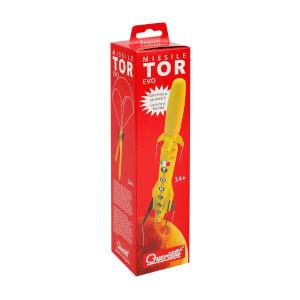 Quercetti Tor Roket Sarı