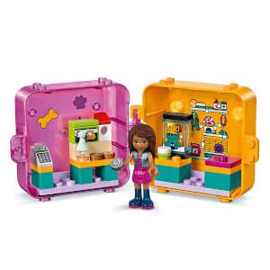 LEGO Friends Andrea'nın Alışveriş Oyun Küpü 41405