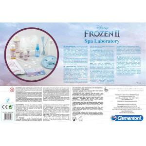 Bilim Seti : Frozen 2 Spa Güzellik Laboratuvarı