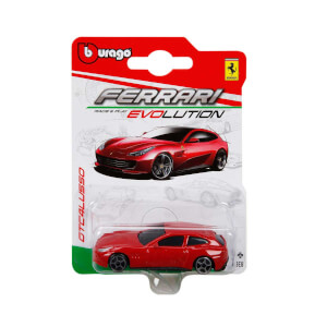 2.75 Ferrari Evolution Model Araba
