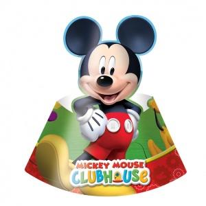 Mickey 6'lı Şapka