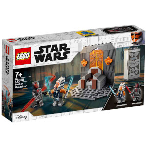 LEGO Star Wars Mandalore Düellosu 75310