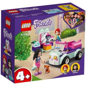 LEGO Friends Kedi Kuaförü Arabası 41439