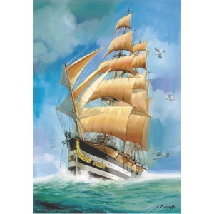500 Parça Puzzle : Karayip Kralı