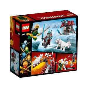 LEGO Ninjago Lloyd'un Yolculuğu 70671