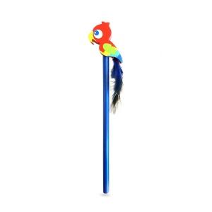 Papağan Silgi Başlıklı Kurşun Kalem