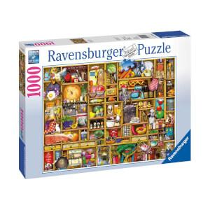 1000 Parça Puzzle : Mutfak Dolabı