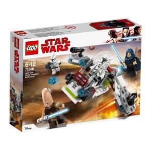 LEGO Star Wars Jedi ve Clone Troopers Savaş Paketi 75206