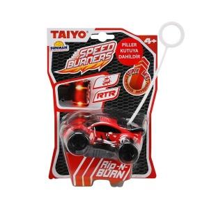 Taiyo Speed Burners Çek Fırlat Işıklı Araba