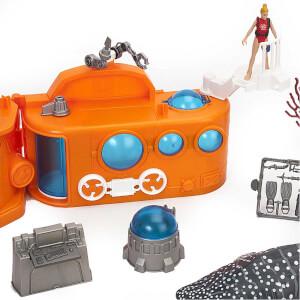 Sesli ve Işıklı Denizaltı Kurtarma İstasyonu Oyun Seti