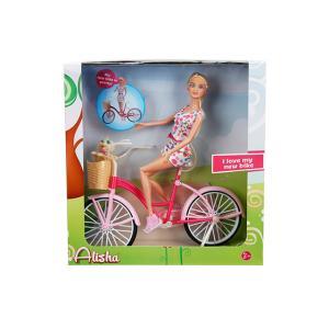 Alisha Bisiklet Keyfi