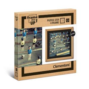 250 Parça Puzzle + Çerçeve : Football