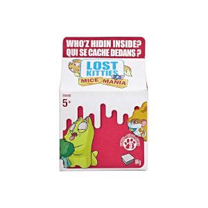 Lost Kitties Mice Mania Afacan Fareler Tekli Figür E6456