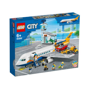 LEGO City Airport Yolcu Uçağı 60262